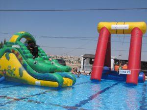 קייטנות קיץ  2020 בירושלים הישרדות במים