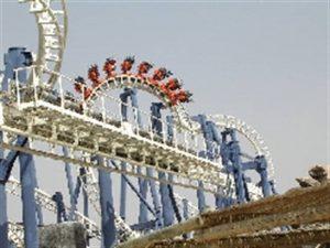 רכבת ההרים בסופרלנד קייטנות קיץ 2020 בירושלים