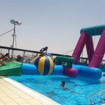 רעיונות לבר מצווה - יום כיף בבריכה